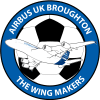 Airbus UK Broughton Logo
