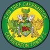 Caernarfon Town F.C. Logo